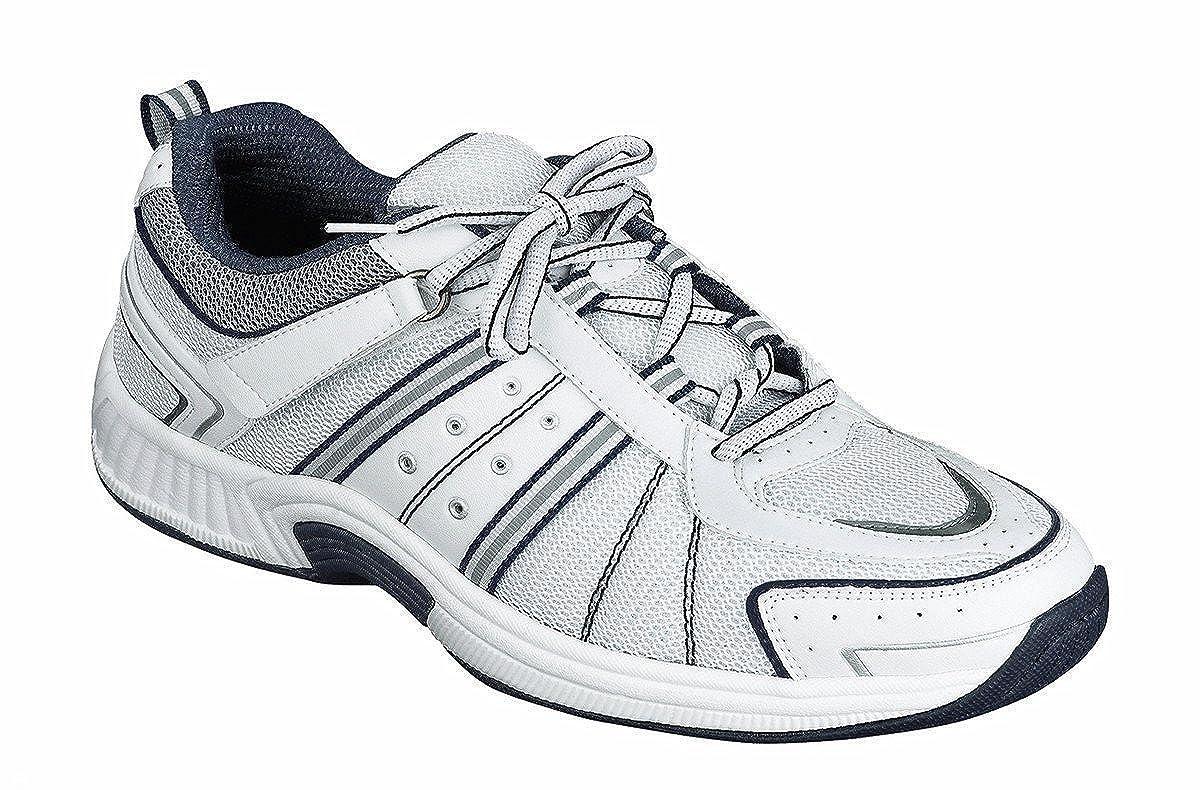 Orthofeet Plantar Fasciitis Orthopedic Diabetic Flat Feet Monterey Bay Mens Sneakers Walking Athletic Shoes 610parent611parent
