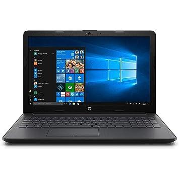 HP 15 da1058tu 15.6 inch Laptop  8th Gen i5 8265U/4 GB/1TB HDD + 256 GB SSD/Windows 10 Home/Integrated Graphics , Sparkling Black Laptops