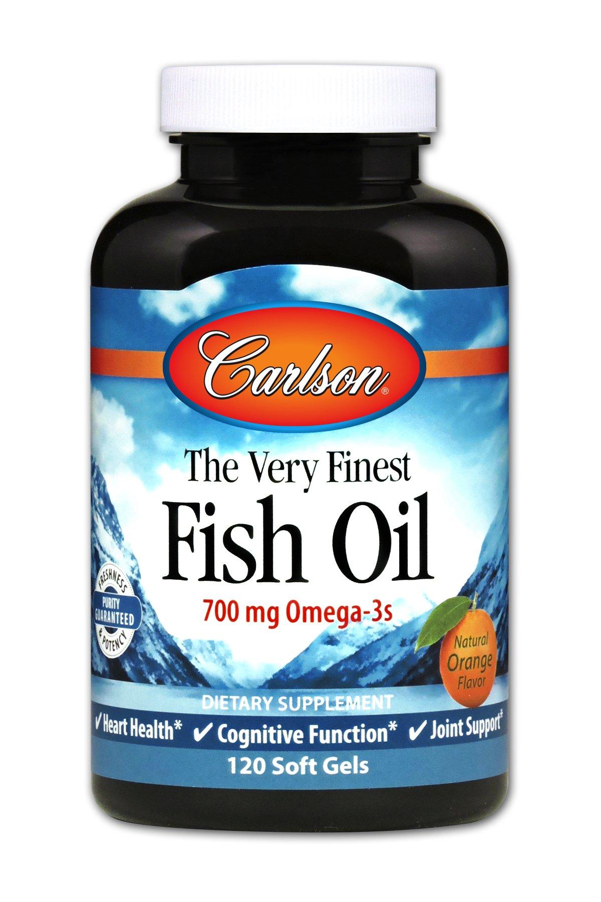 Gnc l arginine 1000 180 caplets health for Carlson fish oil amazon