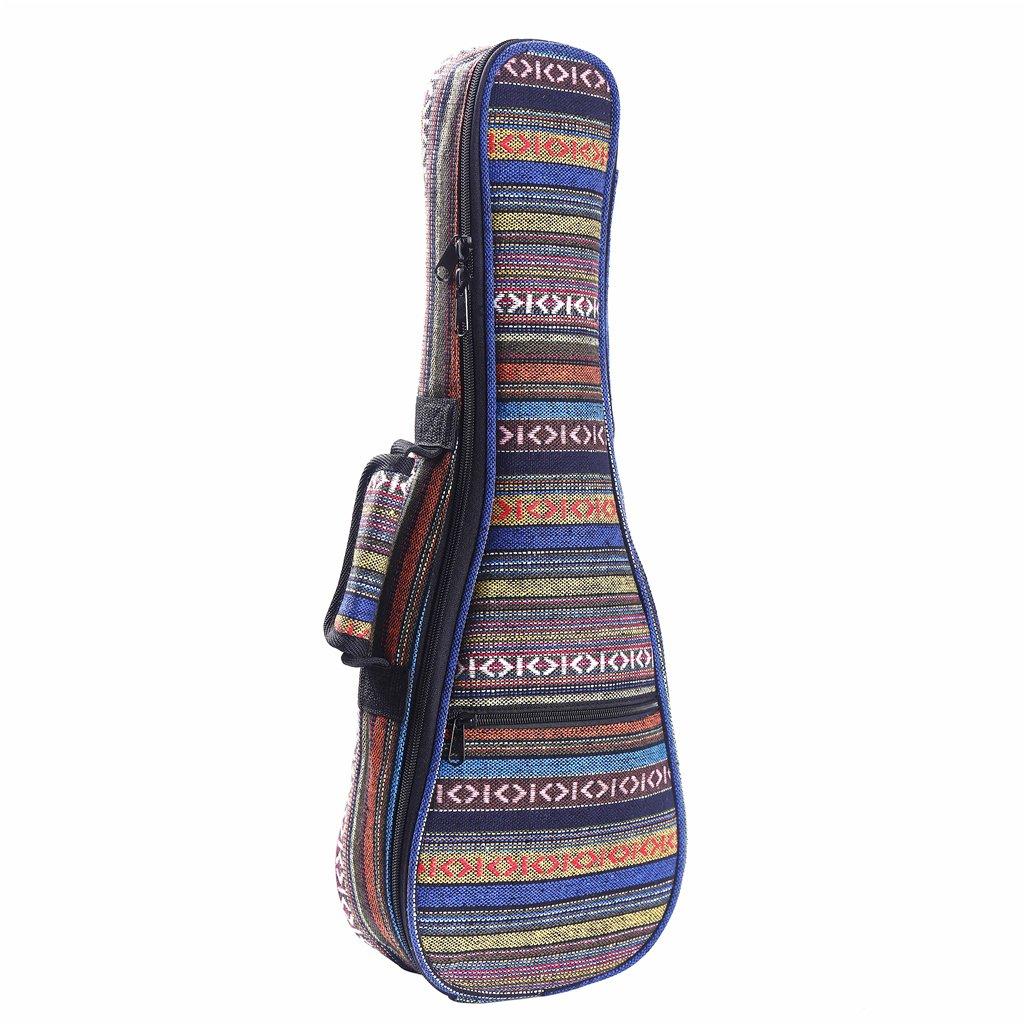 Baumwolle Landhausstil Ukulele Tasche 21 Soprano Ukulele Gigbag Joye Shop UB-21