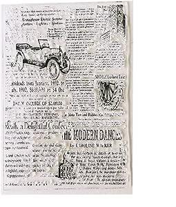 Transparente Impresión de la hoja de sello de silicona Estampado ...