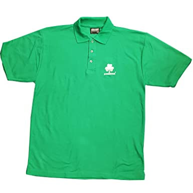 5099c232f Paddidas Spoof Funny St Patrick's Day Irish St Paddy's Green Polo Shirt - to  5XL -