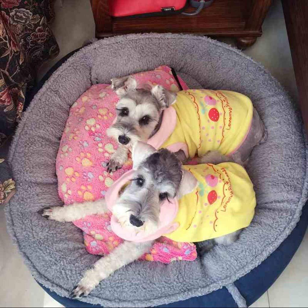 Cama perro Camas ortopédicas para Mascotas con sofás Ultra sofás, para Perros y Gatos, Azules (Tamaño : Length 60cm): Amazon.es: Hogar