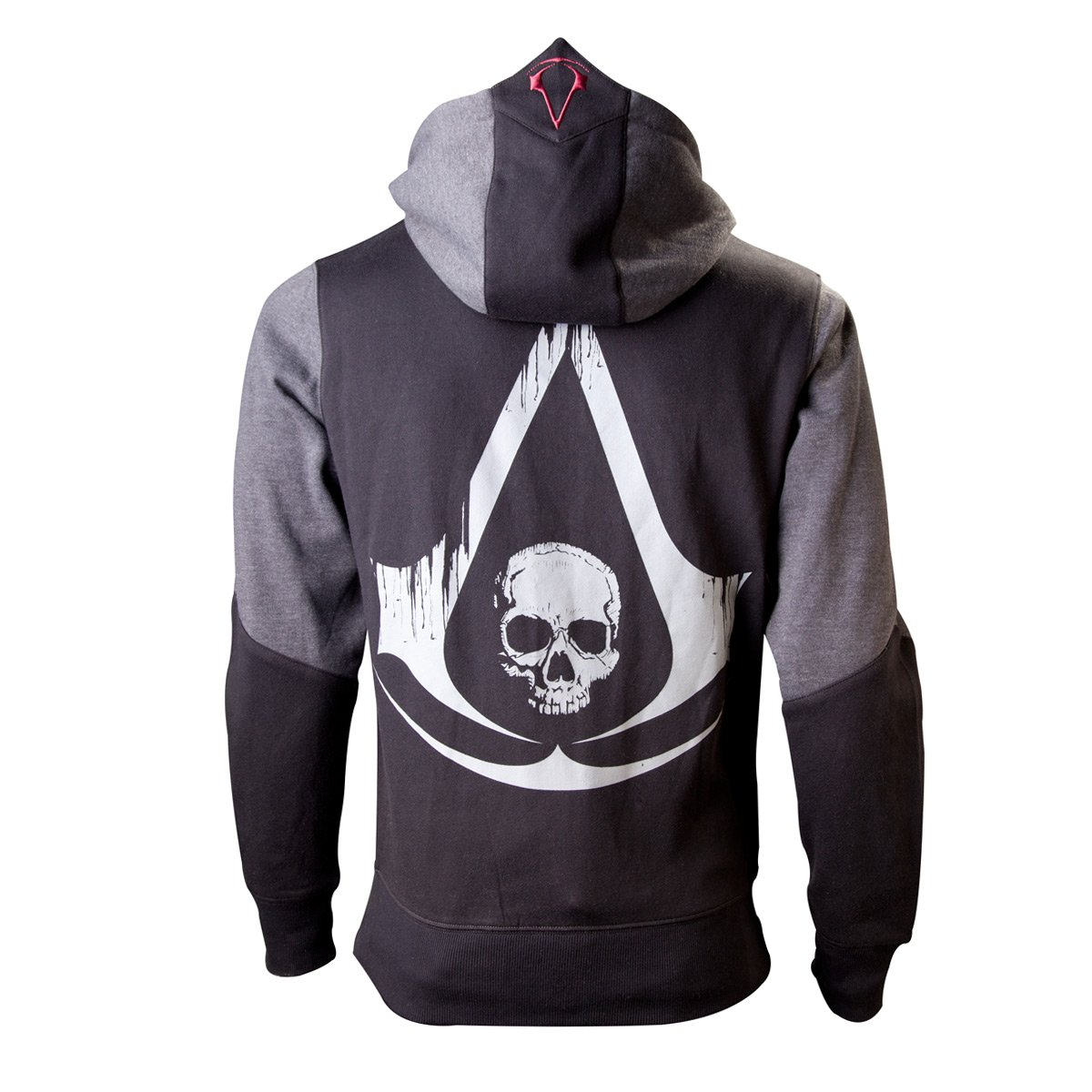 Assassins Creed IV Black Flag - Hooded Sweatshirt Logo (S) --- BIO-HD989018ASC-M