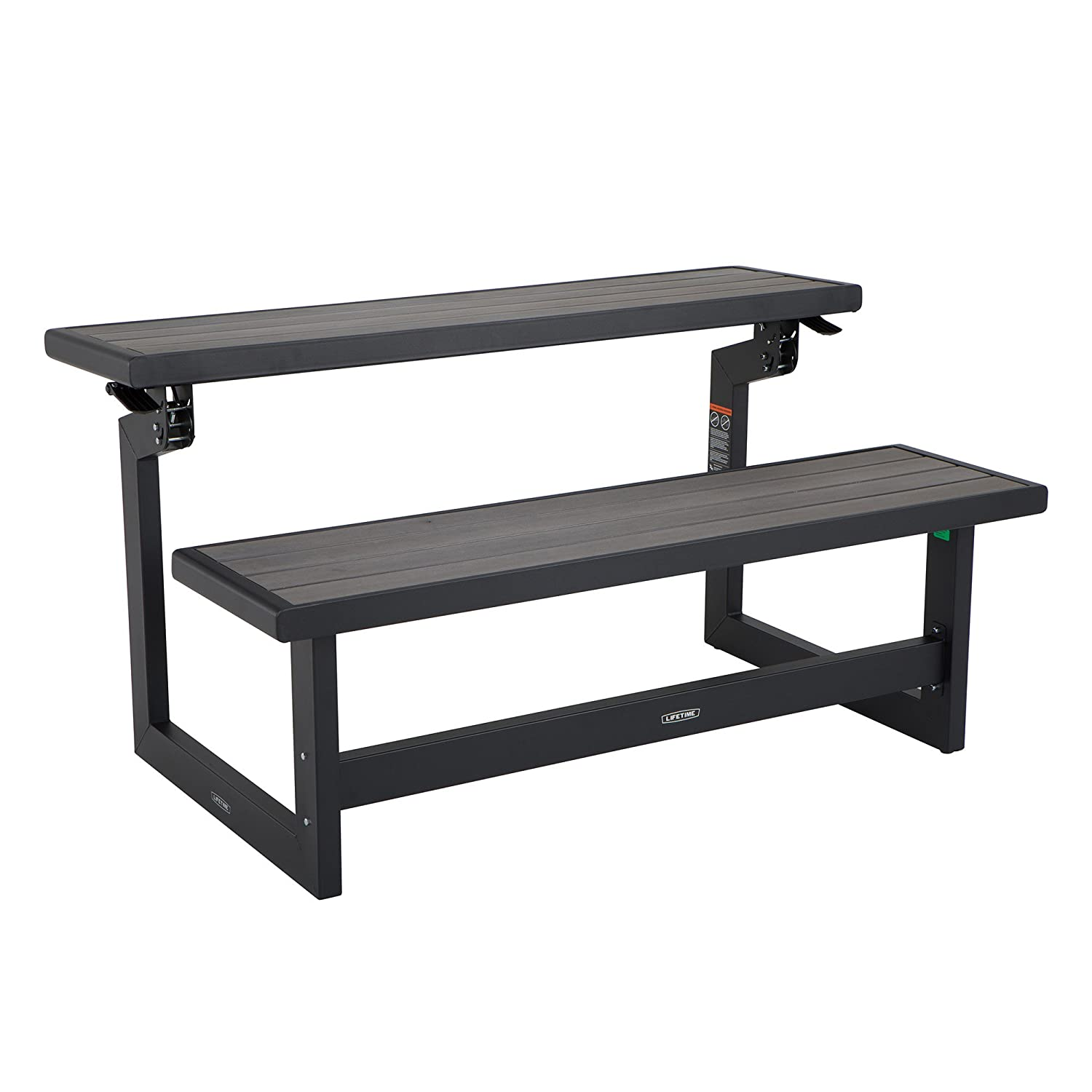 commercial tables in lifetime grade the x table picnic p bench