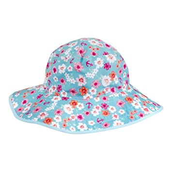 Image Unavailable. Image not available for. Color  Baby Banz Reversible UV Bucket  Hat ... b0e2a4027d3c