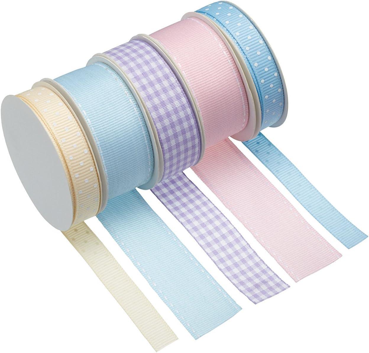 "Tan Satin Ribbon 25mm 1/"" Wide x 2 Metre Length Beige Gift Wrap Craft Cake"