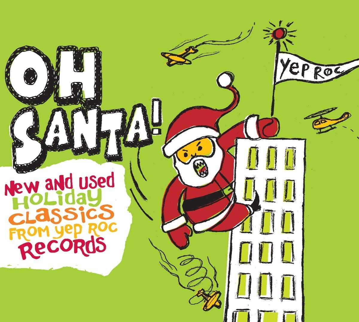 VARIOUS ARTISTS - Oh Santa: New & Used Christmas Classics - Amazon ...