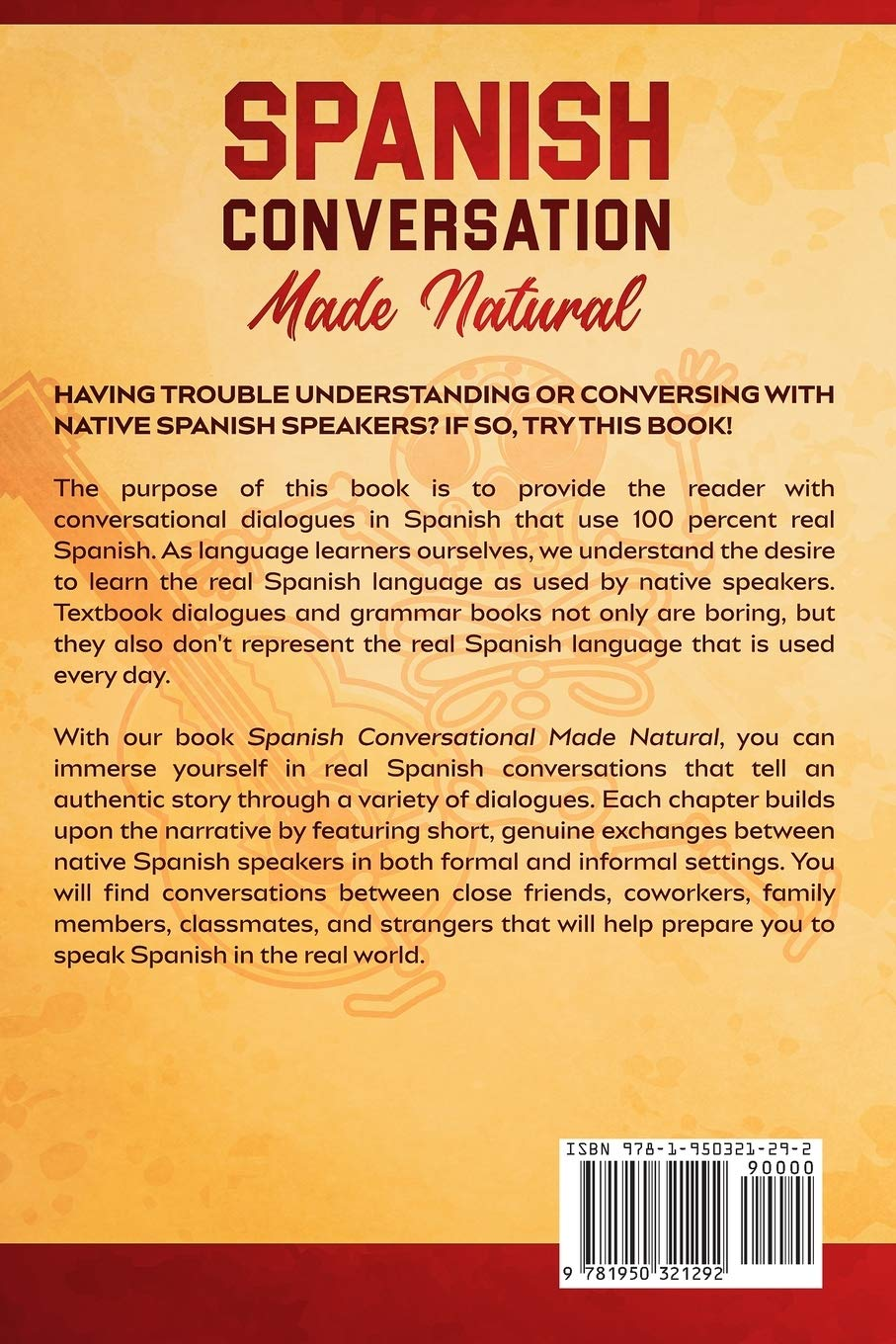 Spanish Conversation Made Natural Engaging Dialogues to Learn ...