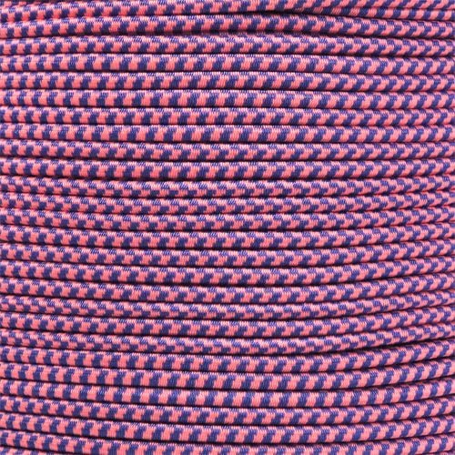 """5//8 3//16 1//8/"""" 1//4 1//16 PARACORD PLANET Elastic Bungee Nylon Shock Cord 2.5mm 1//32 3//8 5//16 1//2 inch Crafting Stretch String 10 25 50 /& 100 Foot Lengths Made in USA"""
