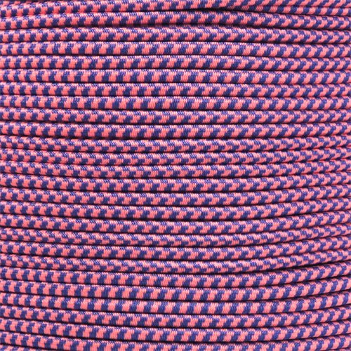 1/8 Inch Shock Cord (also known as bungee cord) for Replacement, Repair, and Outdoors (50 Feet, Nerds)