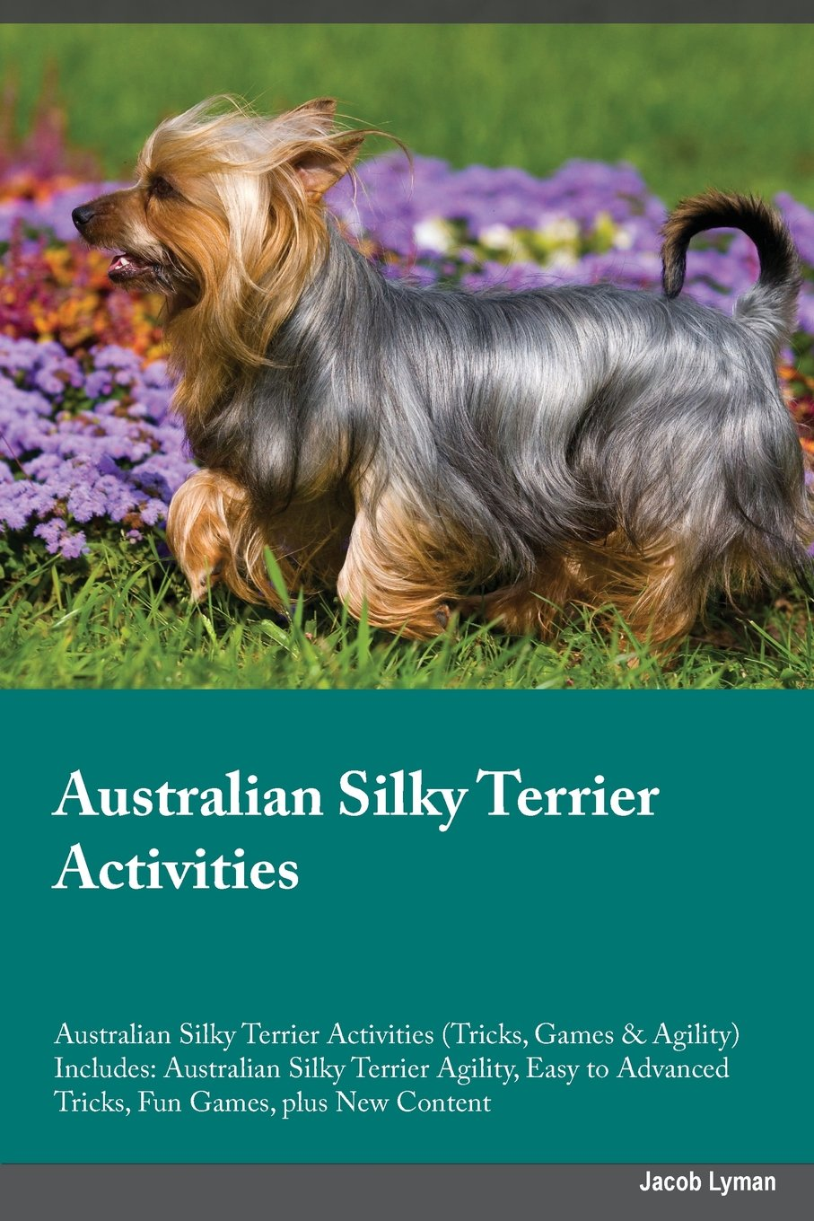 Australian Silky Terrier Activities Australian Silky Terrier Activities (Tricks, Games & Agility) Includes: Australian Silky Terrier Agility, Easy to Advanced Tricks, Fun Games, plus New Content pdf epub
