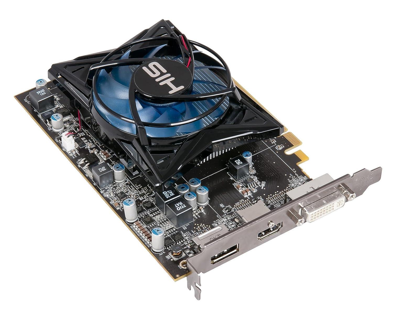 HIS H775F1GD Radeon HD7750 1GB GDDR5 - Tarjeta gráfica ...