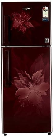 Whirlpool 245 L 2 Star Frost Free Double Door Refrigerator(Neo FR 258 CLS Plus 2S, Wine Regalia)