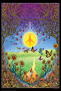 Studio B Back to The Garden of Peace Mike Dubois Poster 24x36