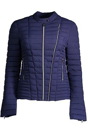 Guess Jeans W53L21W6NW0 Jacke Damen blau B726 XL: