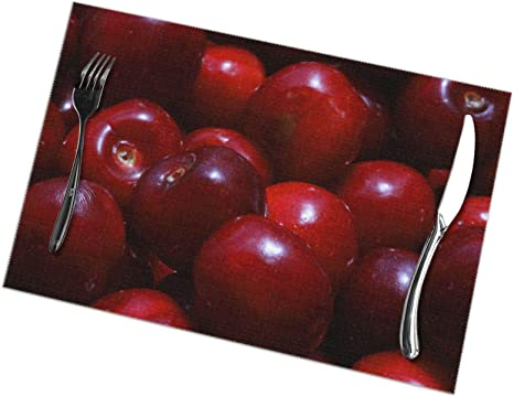 6 Cherries Placemats