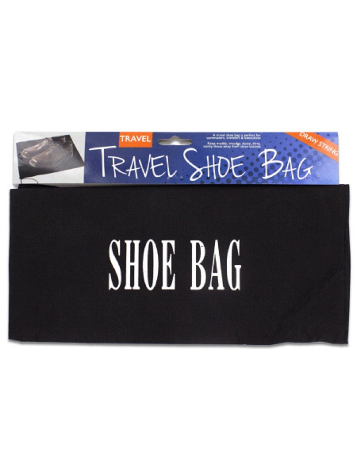 Travel Shoe Bag, Case of 96 by bulk buys
