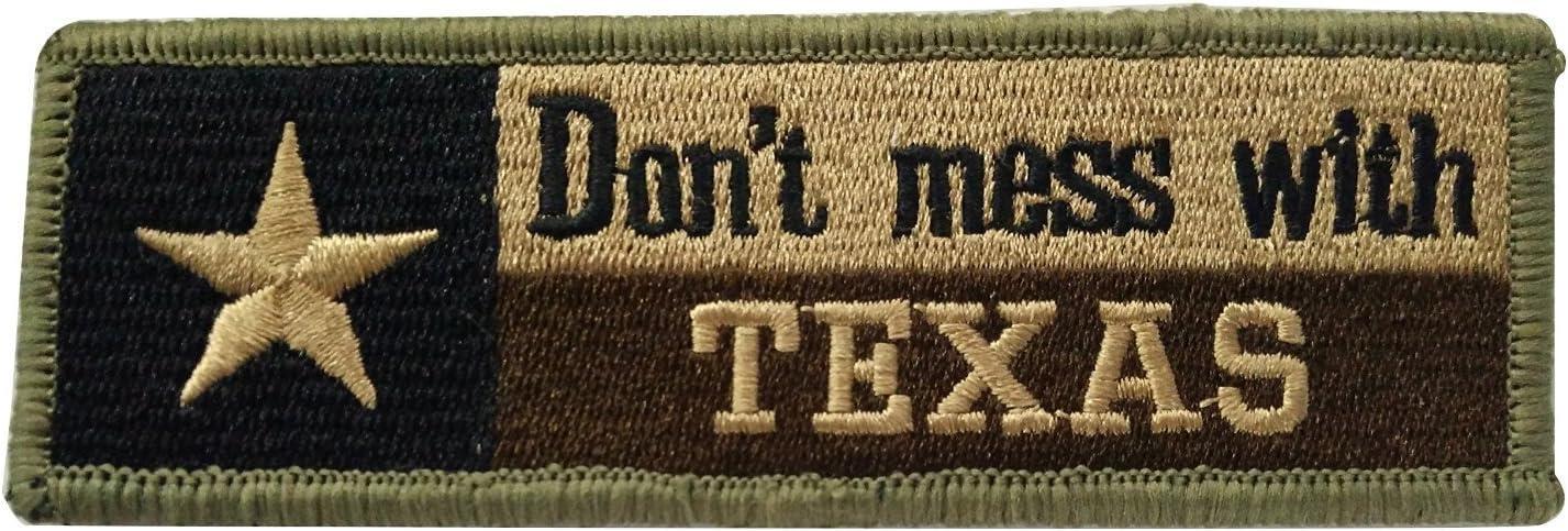 kaben Don t Mess con Texas TX Estado bandera Estados Unidos ...