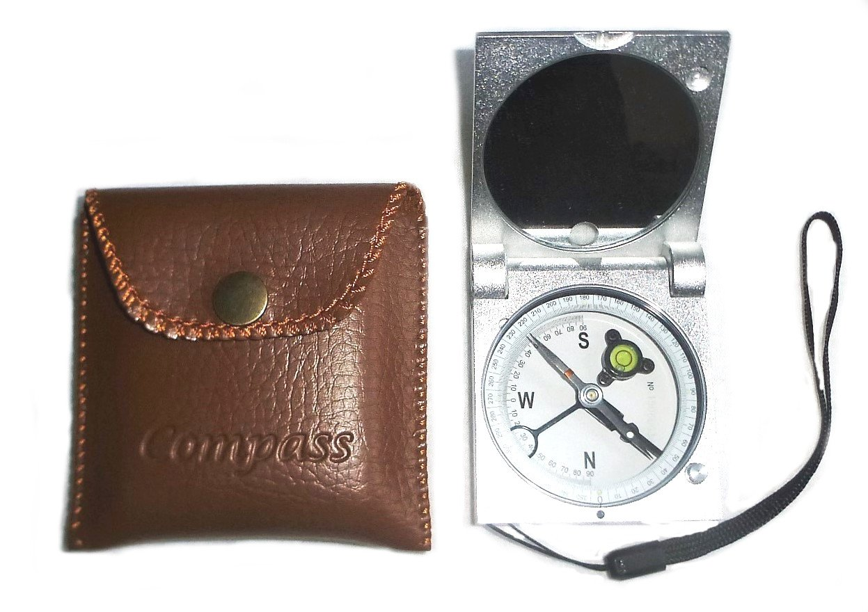 Geologenkompass - Gefügekompass Geotoolz