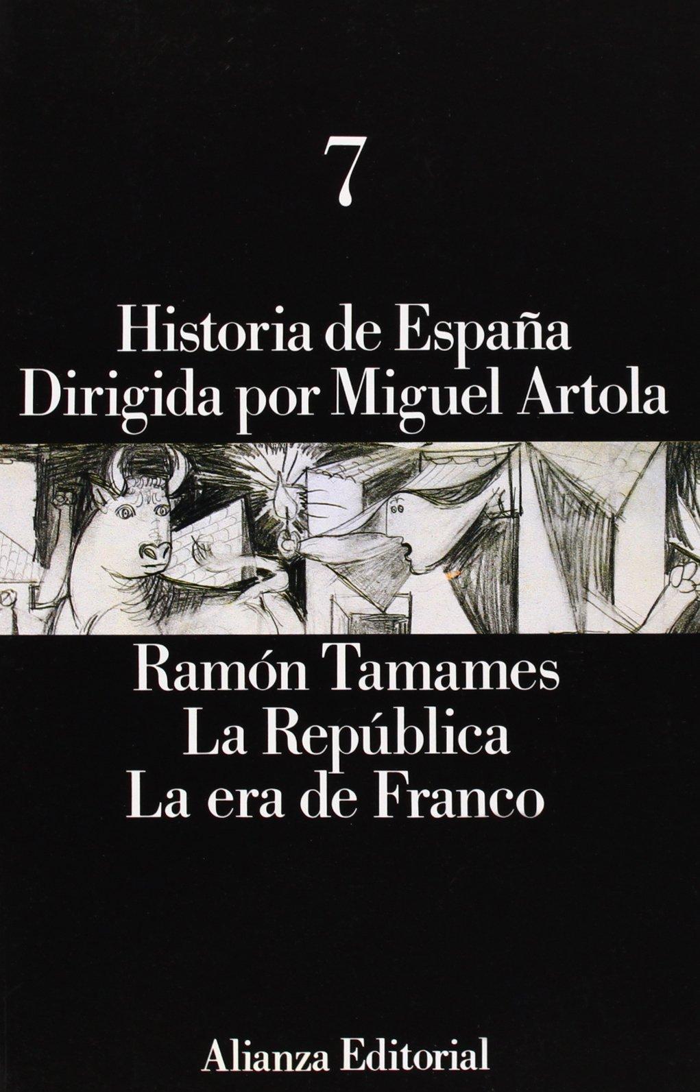 Historia de España: 7. La República. La era de Franco: Amazon.es ...