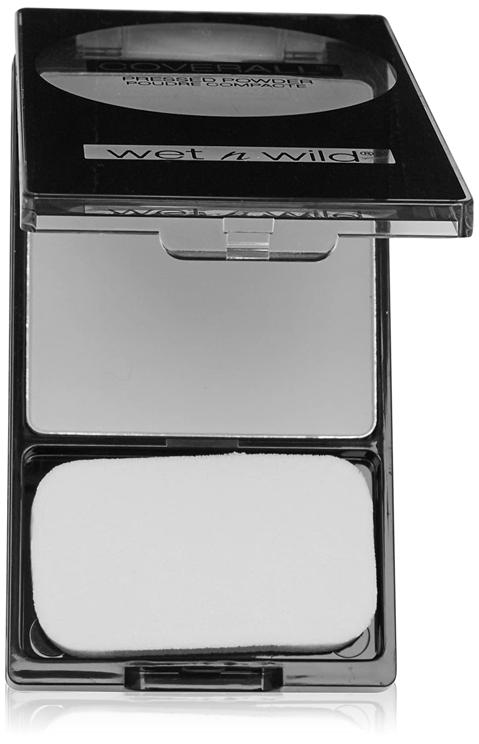 Wet n' Wild Coverall Pressed Powder 823B Light B00AYOR9OW