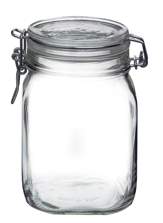 Bormioli Rocco Fido 1L Storage Jar SYNCHKG027583