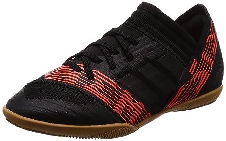 adidas Nemeziz Tango 17.3 in, Scarpe da Calcio Unisex-Bambini, Nero (Cblack/Cblack/Tagome Cblack/Cblack/Tagome), 28 EU