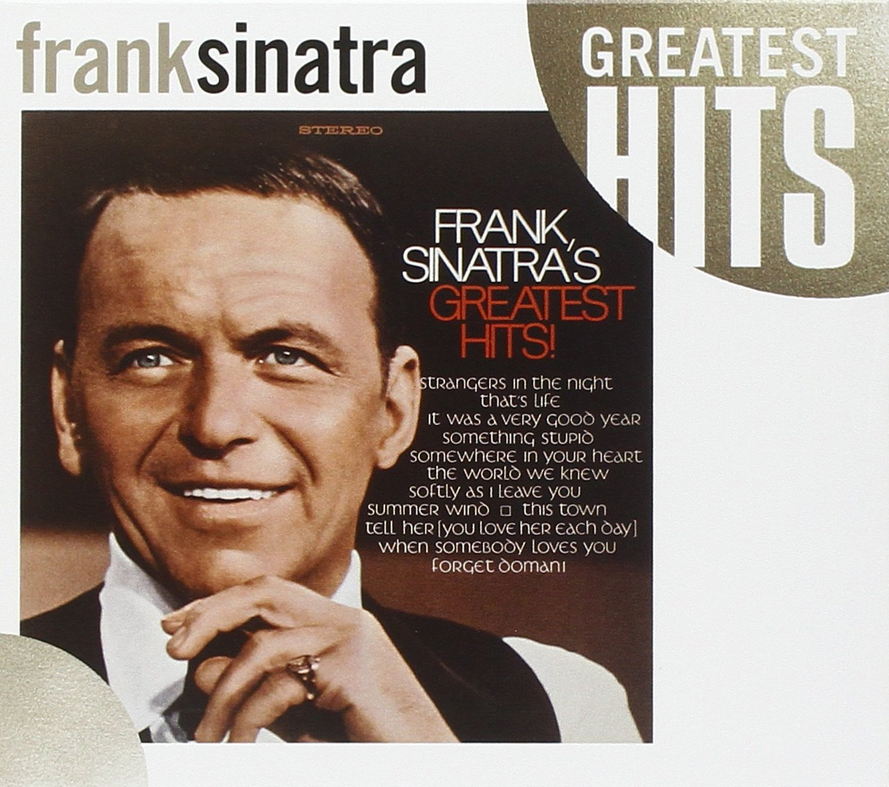 GREATEST HITS BY SINATRA,FRANK (CD)