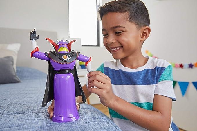Disney Pixar Toy Story Figurine articul/ée Empereur Zurg taille fid/èle au film pour rejouer les sc/ènes du film GPB56 jouet pour enfant
