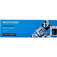 Cartucho Toner Multilaser Compatível C/ Hp Cf283A Preto - CT283