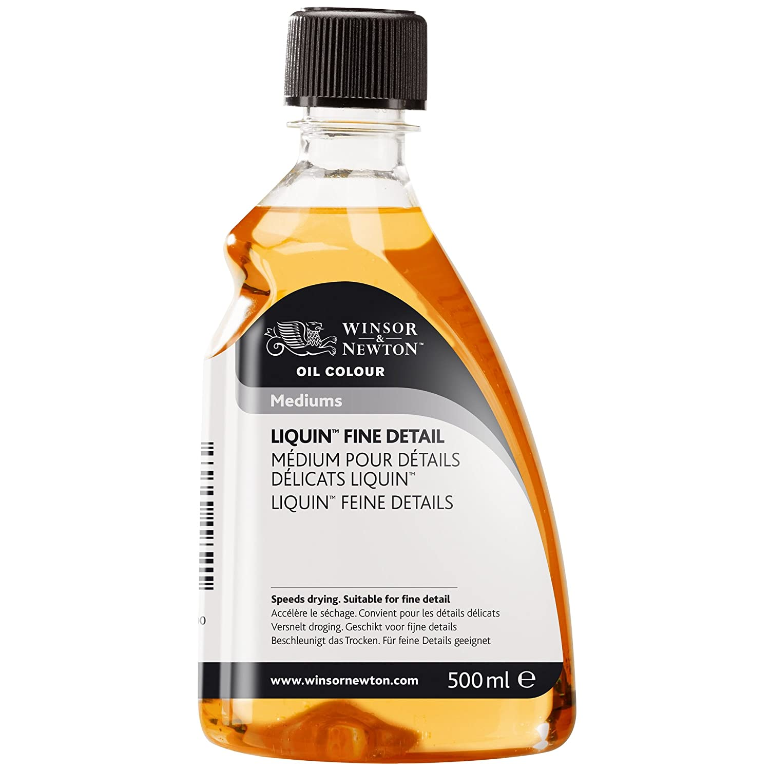 Winsor & Newton Liquin Fine Detail Medium, 500ml 3249752