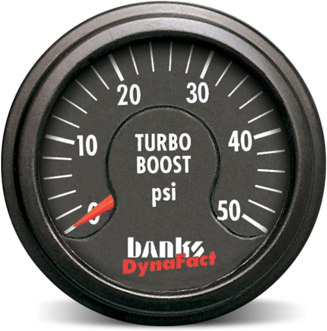 Banks 64051 Boost Gauge Kit 0-50 PSI