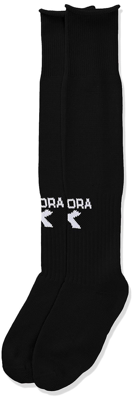 Diadora Squadraサッカーソックス B0040CAEYQブラック XS