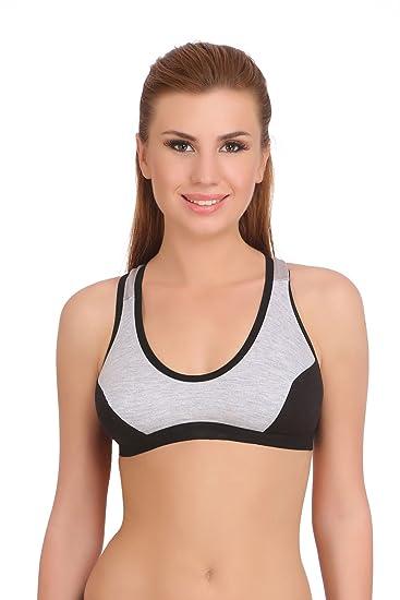 292e000841 Fashion Comfortz Sports Bra