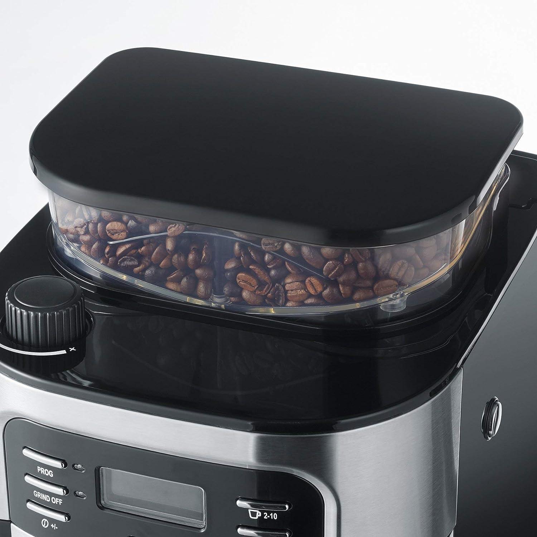 SEVERIN Kaffeemaschine mit Mahlwerk