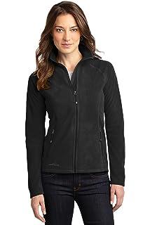 d6c2356f385 Eddie Bauer - Ladies Full-Zip Fleece Jacket at Amazon Women s Coats Shop