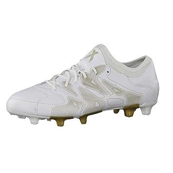 cheap for discount a719b 490c1 adidas X 15.1 FG AG Leather Fluid Etch Pack Fußballschuh Herren 8 UK - 42