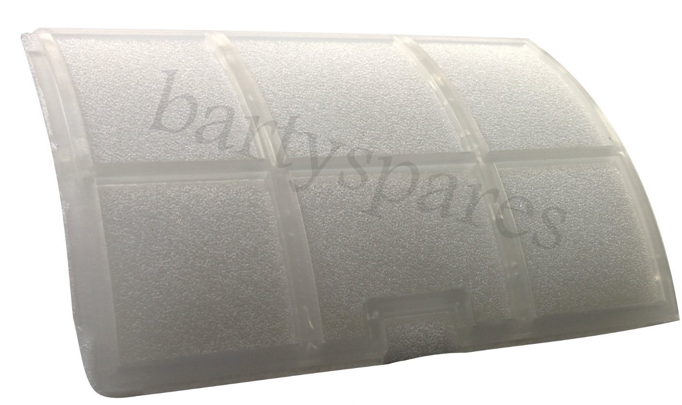 bartyspares EXHAUST FILTER FOR SEBO X1 X1.1 X4 X5 EXTRA 5143 VACUUM CLEANER