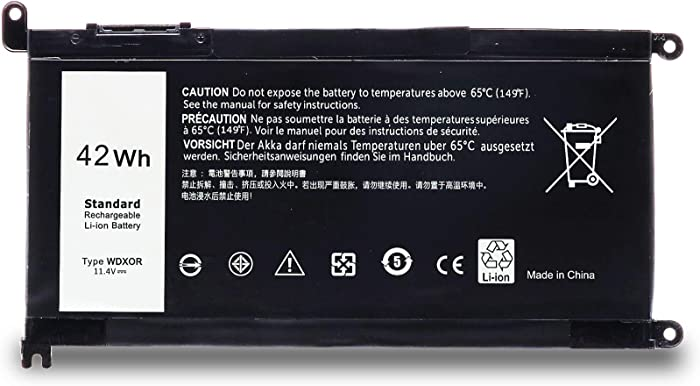 Top 10 Dell Inspiron 7570 Battery