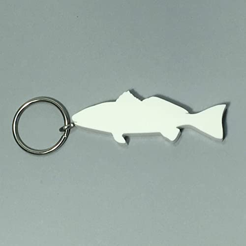 Amazon.com: Fishing Gifts Redfish Keychain Eco Friendly Gifts for Fishermen: Handmade
