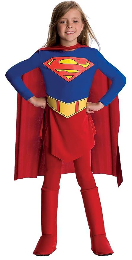 Amazon.com  Supergirl Child Costume - Small  Toys   Games ad06afa34758