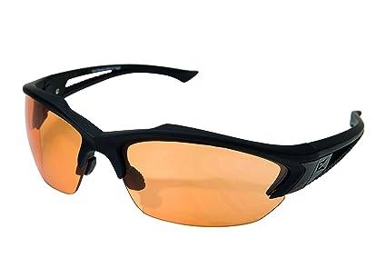09d8e4ae94 Amazon.com  Edge Tactical Eyewear SG610 Acid Gambit Matte Black with ...