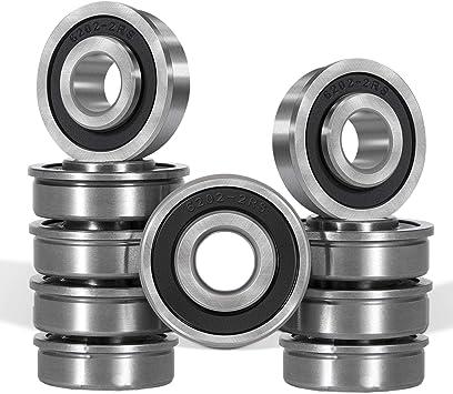 "Steel Bushing //Spacer// Sleeve  5//8 /"" OD x  3//8/"" ID x  6/"" Long  1 Pc  CDS"