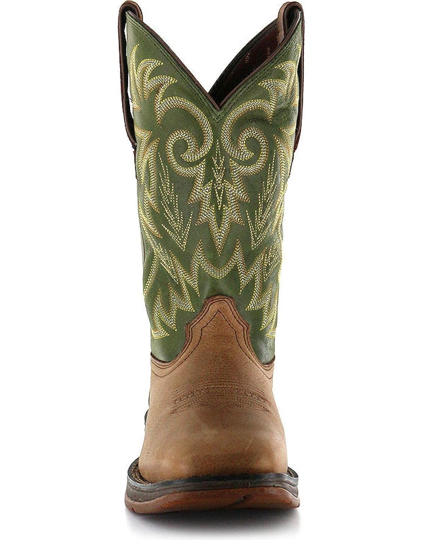 Durango Mens Rebel Pull-On Western Boot Square Toe