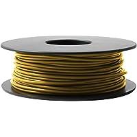 VS-ELECTRONIC 0.50 mm/² 278197 Litze LiYv Spule Schwarz 30119708 25 m