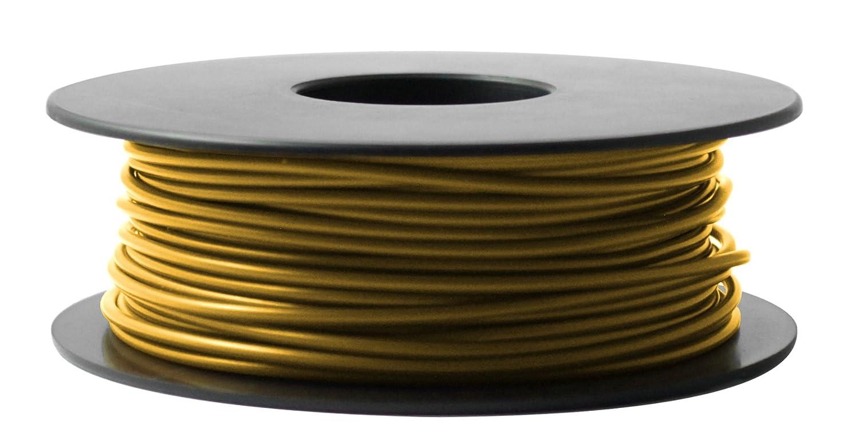 VS Electronic 278199 Litze LiYv Spule, 0.50 mm² , 25 m, Gelb VS Electronic Vertriebs GmbH