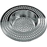 Home Xpert Grille filtrante idéale pour douche Moulage galvanisé et affiné Ø 70 mm