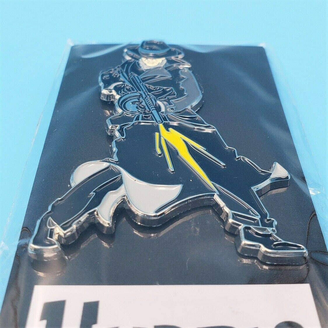 Body Fallout 4 Limited Edition Hubris Comics Silver Shroud Pin 2 ...