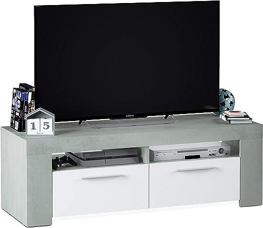 Habitdesign 016621L - Mueble de Comedor Moderno, modulo TV Salon ...